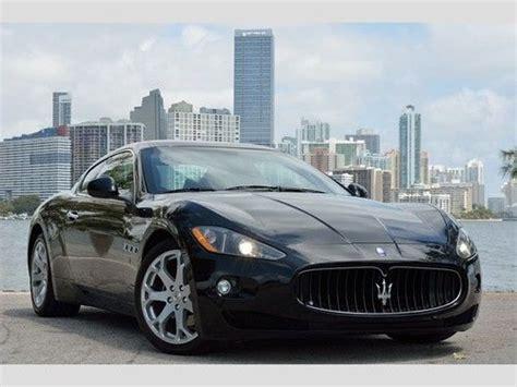Sell Used 2008 Maserati Granturismo Coupe 2-door 4.2l