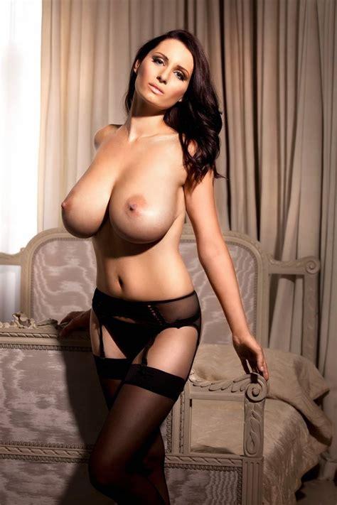 Sammy Braddysexy Brunette In Black Lingerie Porn Big