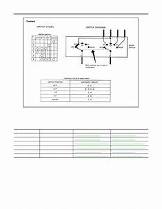 Nissan March K13 User Wiring Diagram