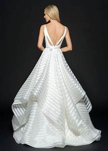 25 Best Images About Striped Wedding Dresses On Pinterest