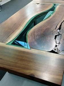Designer Esstisch Holz : designer esstische von greg klassen entworfen gaming table pinterest esstisch glas ~ Markanthonyermac.com Haus und Dekorationen