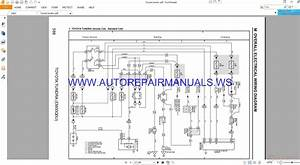 Toyota Tundra 2012 Electrical Wiring Diagrams Manuals