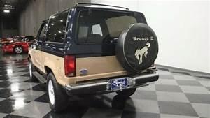 Classic Vintage Chrome Fomoco Bronco Xlt 2 9 Liter V6 5