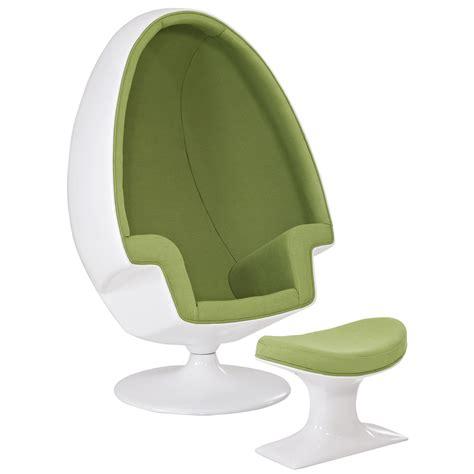 sectional and ottoman eero aarnio alpha shell egg chair ottoman