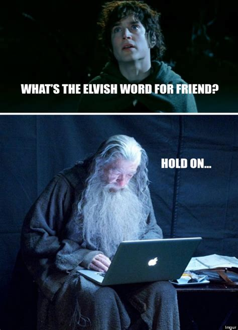 39 technology gandalf 39 is the only meme we 39 ve ever needed