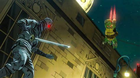 Heres A Better Look At Teenage Mutant Ninja Turtles Art
