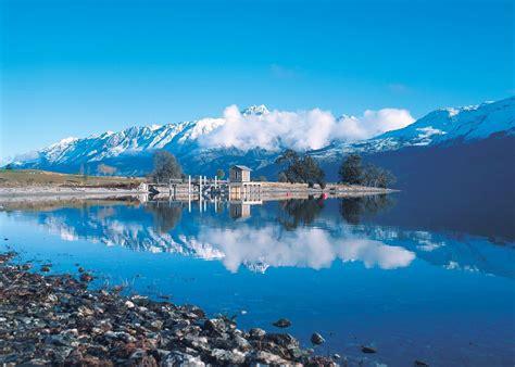Blanket Bay Hotel, Glenorchy, New Zealand