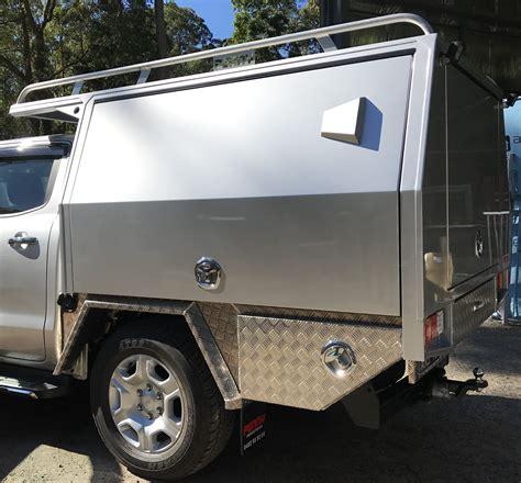 custom ford ranger ute canopy  penny industries