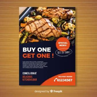 restaurant flyer vectors   psd files
