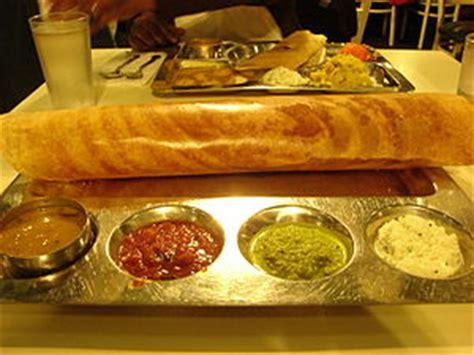 chutneys indian cuisine masala dosa