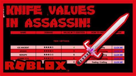 roblox assassin list