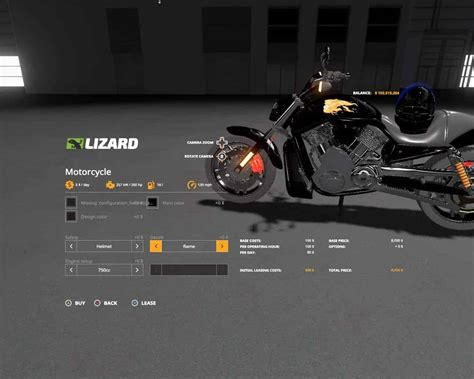 Motorcycle V1000 Mod Farming Simulator 19 Mod Fs19