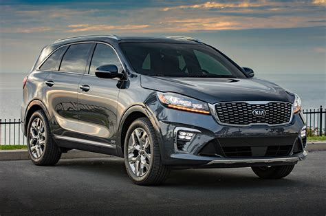 2019 Kia Sorento First Look