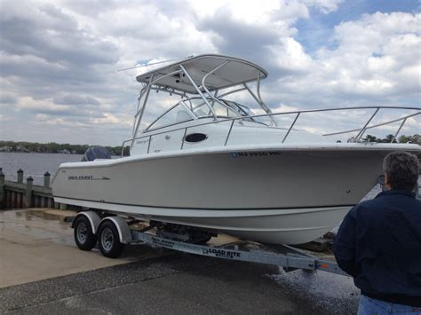 Sea Hunt Victory Boats For Sale by 2010 Sea Hunt Victory 245 The Hull Boating And