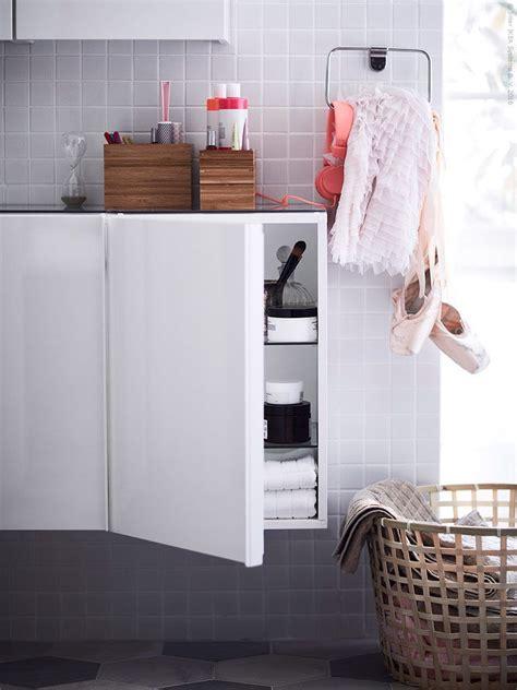 Ikea Badezimmer Wäsche by Godmorgon W 228 Scheschrank Hochglanz Wei 223 Bad Badezimmer