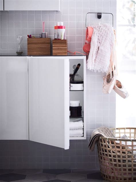 Ikea Badezimmer Inspiration by Godmorgon W 228 Scheschrank Hochglanz Wei 223 Bad Badezimmer