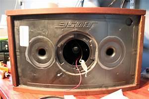 Bose 901 Speaker Restoration  U00ab Solid