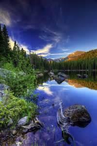 Bear Lake Colorado Rocky Mountain National Park