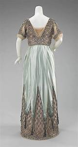 Charles Frederick Worth Haute Couture evening dress gown ...