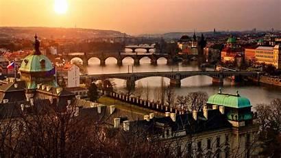 Czech Republic Wallpapers Prague 4k