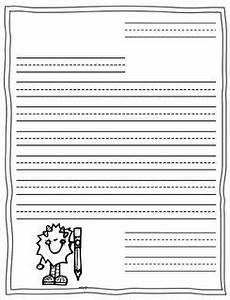 1000 images about 2nd grade writing on pinterest With letter writing template for first grade