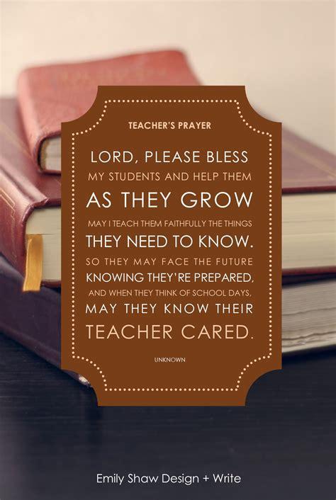 diy teachers prayer gift young catholic mums young