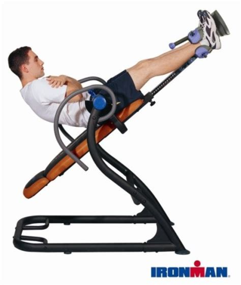 amazon com inversion table ironman atis 4000 inversion table will change your life