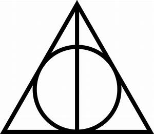 File:Sign of the Deathly Hallows.svg - Wikimedia Commons