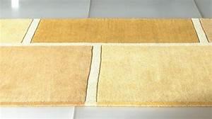 tapis en laine graphique beige tapis de qualite pas cher With tapis de qualité
