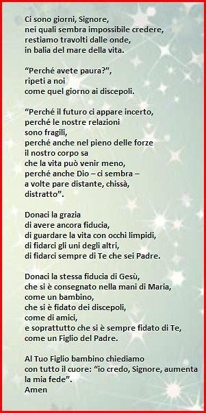 Preghiera Credo Testo by Preghiera Natale12 Parrocchia San Vito Al Giambellino