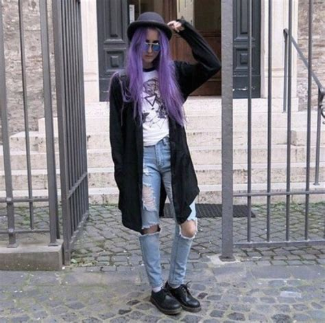Grunge winter outfit | Tumblr