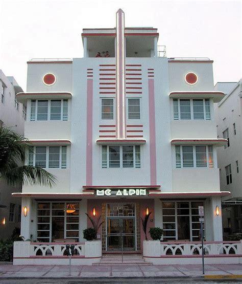 miami deco flickr photo buildings deco style