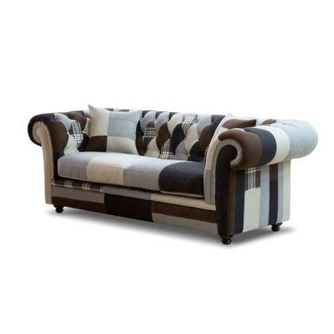 vente canape chesterfield canape chesterfield tissu maison design wiblia com