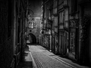 Free, Images, Light, Black, And, White, Road, Street, Night, Alley, Darkness, Lighting, Black