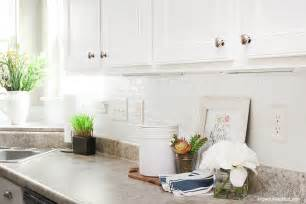 sticky backsplash for kitchen self adhesive kitchen backsplash how to nest for less