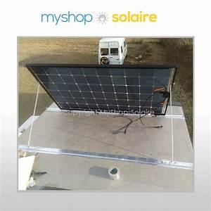 Installation Panneau Solaire : installation solaire pour camping car alexandre b ~ Dode.kayakingforconservation.com Idées de Décoration