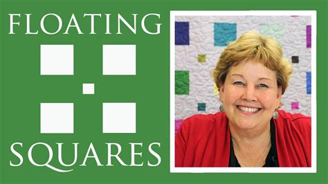 floating squares quilt easy quilting tutorial