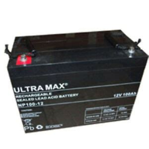 agm batterie 100ah 100ah 12v cycle agm battery for leisure solar wind and grid 12 volt ebay
