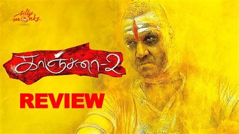 kanchana  tamil  review raghava lawrencetaapsee