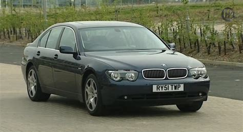 2002 Bmw 745i [e65] In