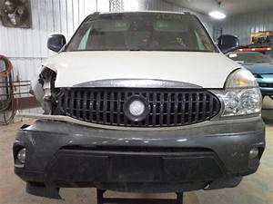 2004 Buick Rendezvous Radiator Cooling Fan Assembly