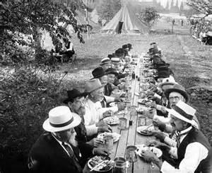 Gettysburg Civil War Veteran Reunion