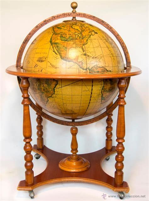mundo mueble mueble bar botellero bola mundo año 1971 comprar