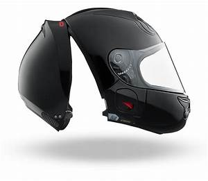 Casque Moto Futuriste : vozz helmet is changing the helmet with a new design ~ Melissatoandfro.com Idées de Décoration
