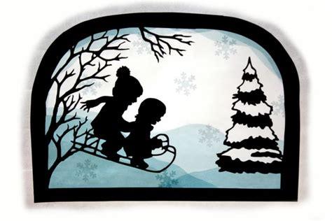 Fensterdeko Weihnachten Plotten by 14 Besten Fensterbilder Bilder Auf