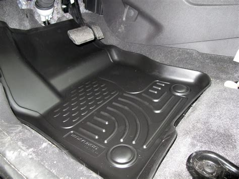 ford focus floor mats 2012 ford focus husky liners weatherbeater custom auto