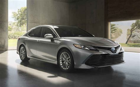 toyota camry hybrid le cvt specs redesign interior