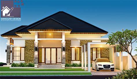 desain model rumah minimalis sederhana idaman terbaru