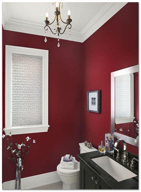 decoration astounding bathroom colors behr paint  red