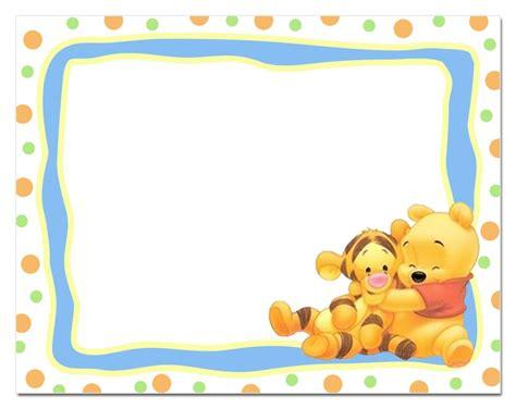 heart warming winnie  pooh baby shower invitations